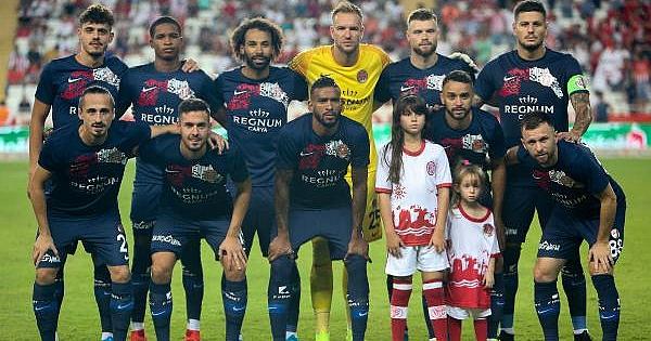 Süper Lig'in 2. haftasında Antalyaspor sahasında Yukatel Denizlispor ile karşılaştı. Maçı konuk ekip Yukatel Denizlispor 2-0 kazandı.