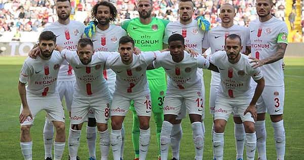 DG Sivasspor 2 - 1 Antalyaspor