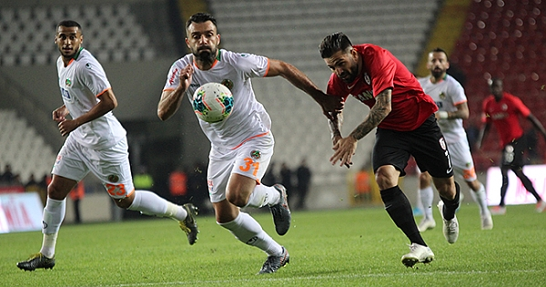 FOTO GALERİ Gaziantep FK, 1 - 1 Alanyaspor
