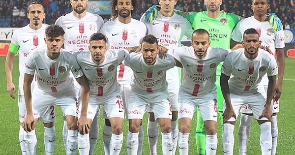 Süper Lig'in 11. haftasında Antalyaspor Çaykur Rizespor ile karşılaştı.