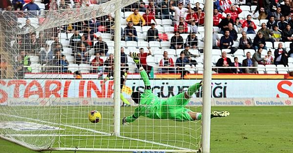 Antalyaspor 1 - 0 Trabzonspor