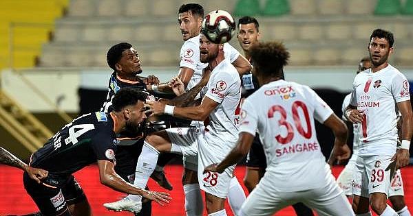 Alanyaspor - Antalyaspor Ziraat Türkiye Kupası