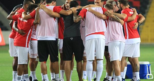Gaziantepspor 1 - 1 Antalyaspor