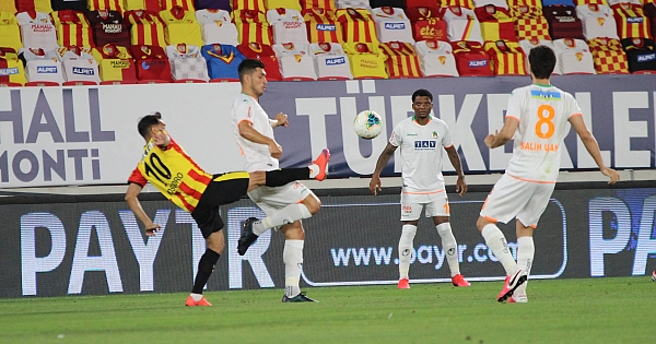 Süper Lig: Göztepe: - Aytemiz Alanyaspor
