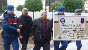 241 parça tarihi eseri satmak isterken yakalanan şüpheli tutuklandı