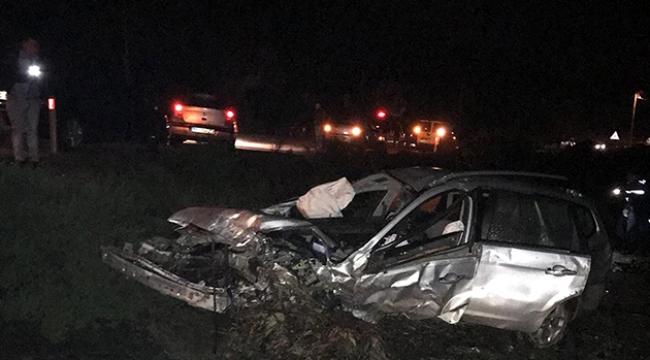 Arabanın motorunun fırladığı kazada ölü sayısı yükseldi
