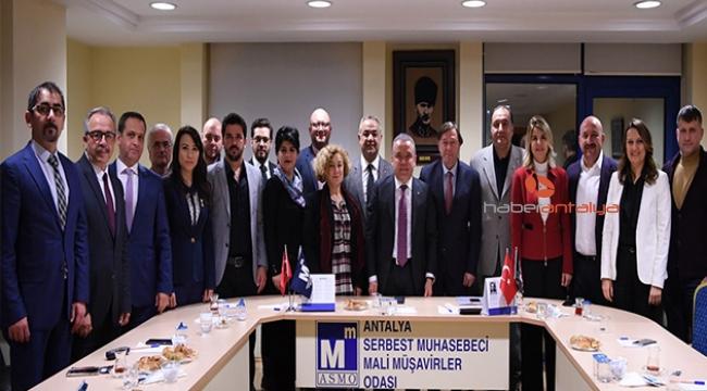 Başkan Böcek: Antalya planlı, kurallı ve kimlikli bir kent olacak