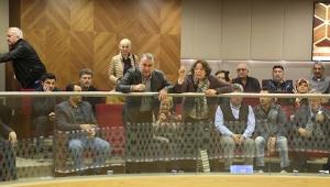 Büyükşehir Meclisi'nde Balbey gerginliği