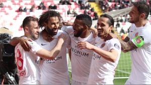 Demir Grup Sivasspor - Antalyaspor karşılaşması