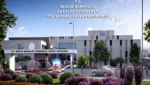 Döşemealtı'na devlet hastanesi