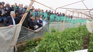 Tarım ve Orman Bakanı Bekir Pakdemirli; Ödemeler yapıldı tadilatlar başladı