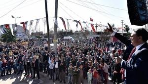 Zeytinköy'de tapu sevinci