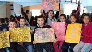 '40 dakika teneffüs' uygulaması, Antalya'da 14 okulda başladı