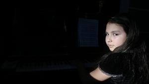 9 yaşındaki İpek, New York'ta Türkiye'yi temsil edecek