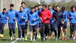 Antalyaspor'da Galatasaray hazırlığı