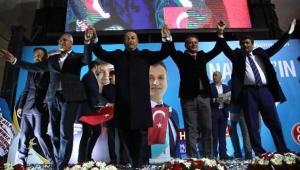 Bakan Çavuşoğlu: Belediyecilik bizim işimiz