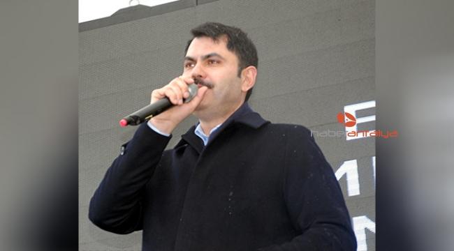Bakan Kurum: İzmir- Antalya arası 519 kilometre bisiklet yolu projesi hazır