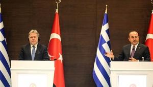 Çavuşoğlu'dan Yunan mevkidaşına tepki