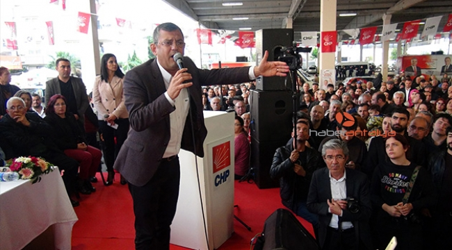 CHP'li Özel: DSP Genel Başkanı, Ecevit ve Atatürk'ün kemiklerini sızlatıyor