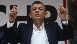 CHP'li Özel: 'Terörist' gibi ifadeler kullanılmasını kabul etmiyoruz
