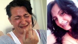 ''Delirten hastalık'' kurbanı kadın gülmeye başladı