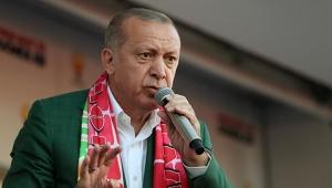 Erdoğan Antalya'da