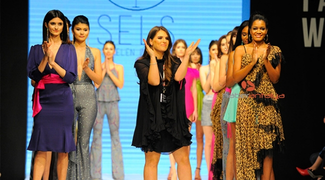 Fashion Week finali Nilüfer Korkmaz'dan