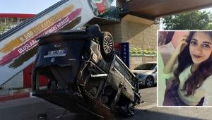 Gamze'nin ölümüne neden olan sürücü arkadaşına hapis cezası