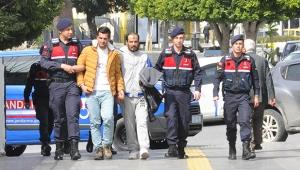 Hayvan çalıp, uyuşturucu alan şüpheliler tutuklandı
