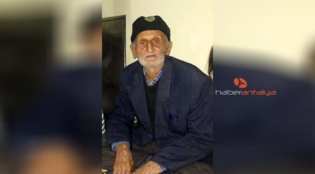 Kayıp Alzheimer hastası dere yatağında ölü bulundu