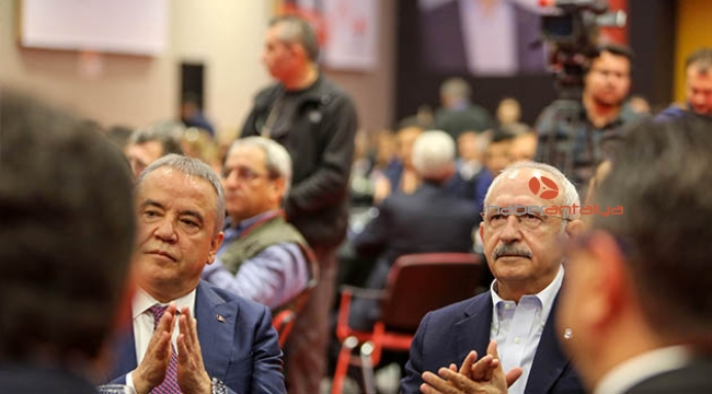 Kılıçdaroğlu: '' Biz hesap vereceğiz''