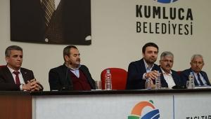 """Köse: """"Biz AK Parti ve MHP olarak aynı davayı savunuyoruz"""""""