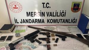 Mersin ve Antalya'da tefecilik operasyonu