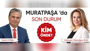 Muratpaşa'da son durum ! Sandıkların %100'ü açıldı