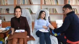 Öğretmenlerden duyarlı kampanya