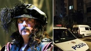 Opera sanatçısı, tüp gazıyla intihar etti