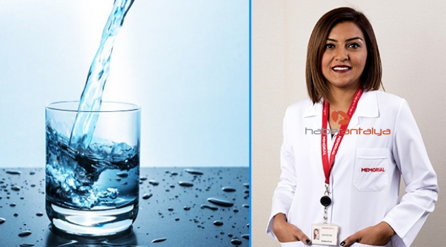 Su içmek için 15 hayati neden