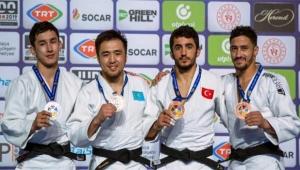 2019 Antalya Judo Grand Prix'inde ilk gün sona erdi