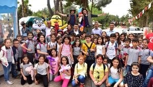 Anadolu Çocuk Köyü Şenliği Kepez'de
