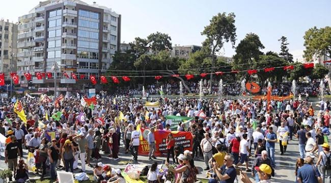 Antalya'da 1 Mayıs programı belli oldu
