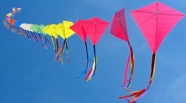 Antalya'da 23 Nisan gökyüzü uçurtmalarla şenlenecek