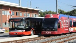 Antalya'da ücretsiz otobüs uygulaması kaldırıldı