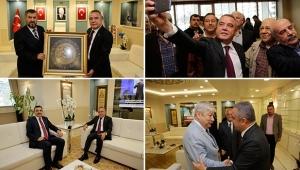 """Böcek, """"5 yıl Antalya'yı sizlerle birlikte yöneteceğiz''"""