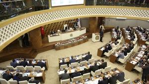 Büyükşehir ilk meclisinde borcunu açıkladı