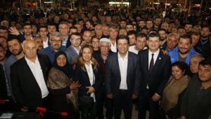 Döşemealtı'nda Genç, 95 oy farkla yeniden başkan