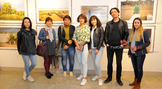 Fotoğraf sanatçılarını buluşturan sergi