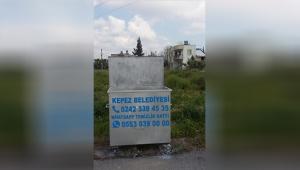 Kepez'den 'Whatsapp Temizlik Hattı'