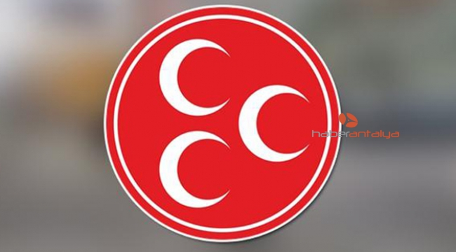 MHP, Antalya'da kampa giriyor