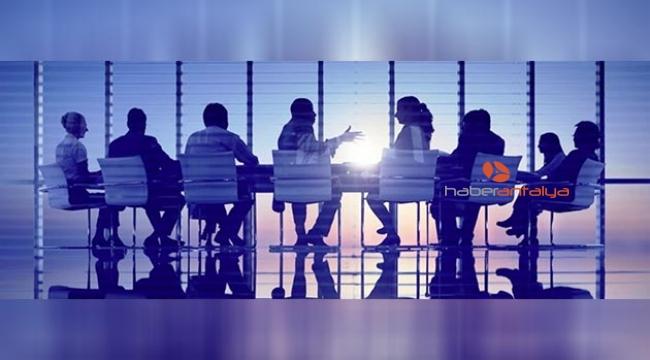 Antalya'dan 7 firma girdi
