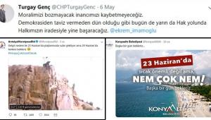 Antalya'dan İmamoğlu'na destek !